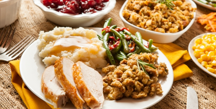 Thanksgiving Debate of Stuffing or Dressing