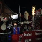 Santa Express Rides Again