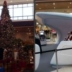 Internet Erupts as Malls Across America Ditch Christmas Trees
