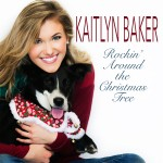 Kaitlyn Baker is Rockin' Around the Christmas Tree