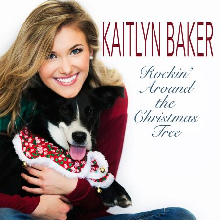 Kaitlyn Baker is Rockin' Around the Christmas Tree