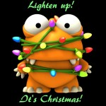 Lighten Up, It's Christmas