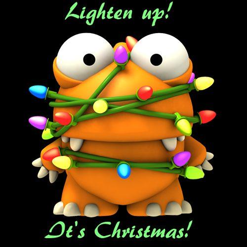 Lighten Up, It's Christmas