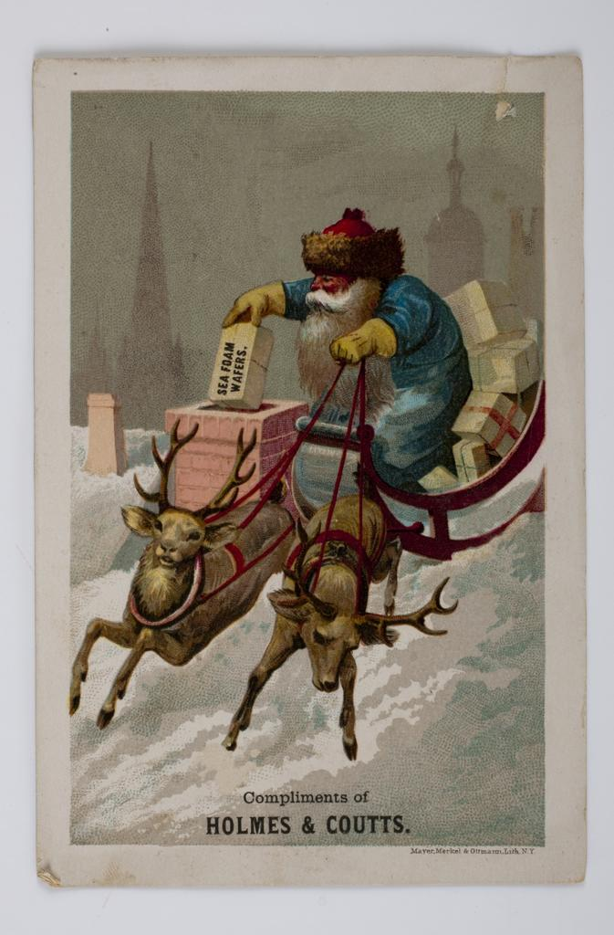history of Christmas cards Archives - My Merry Christmas