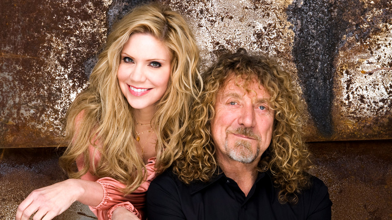 Alison Krauss and Robert Plant Light of Christmas Day - My Merry ...