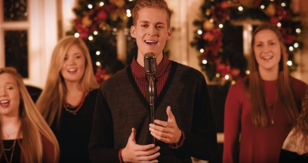 Bryce Romney Sings Jesus is Alive