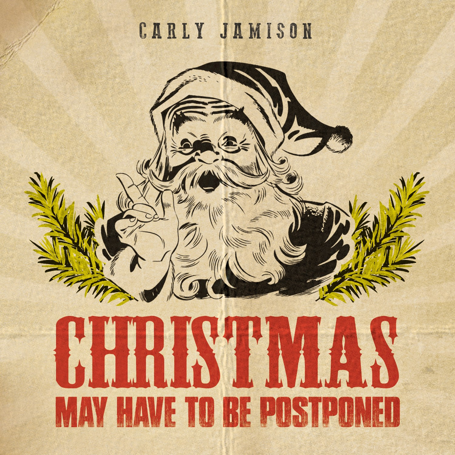 Jamison Rocks Christmas May Have to Be Postponed