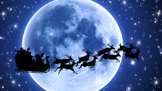 Santa Tracking 2015 Begins