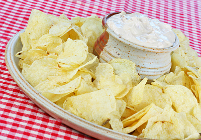 Real Onion Dip