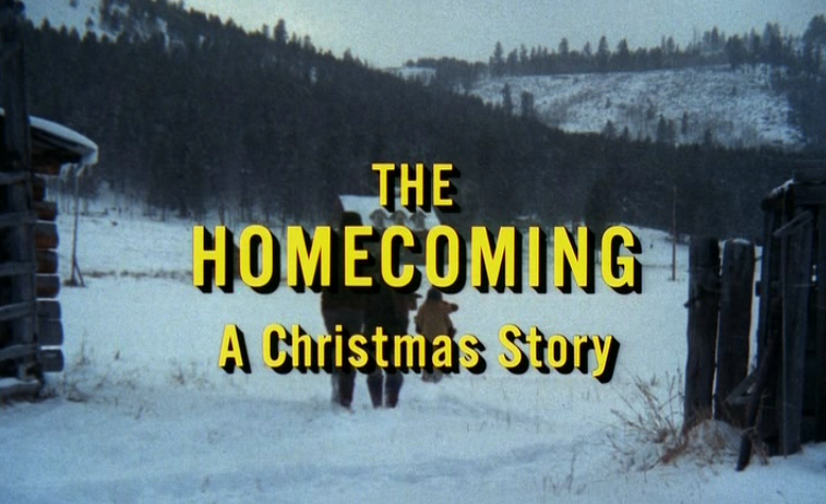 Why The Homecoming is One of the Most Important Christmas Movies Ever