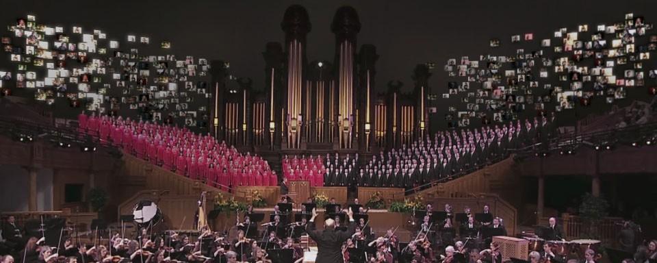 World's Largest Virtual #Hallelujah Chorus