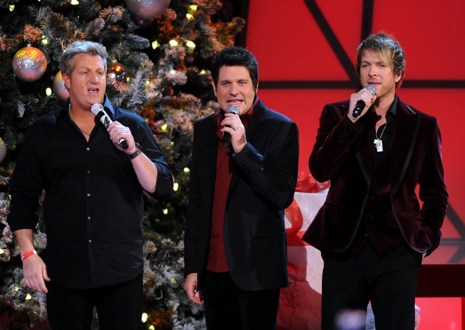 Rascal Flatts to Release Christmas Album - My Merry Christmas