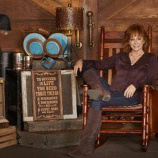 Reba Launches New Christmas Album