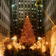 History of the Rockefeller Center Christmas Tree