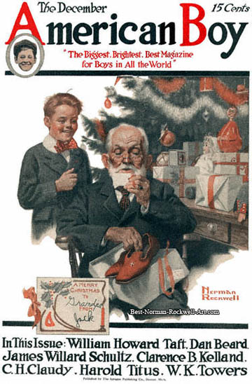 1916-12-American-Boy-Norman-Rockwell-cover-Merry-Christmas-Grandpa-400-Digimarc