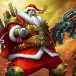 Santa Claus at War