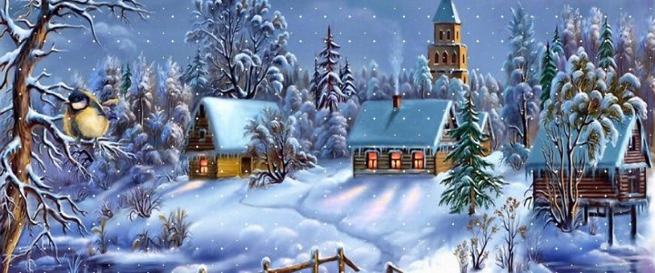 History of Christmas Villages