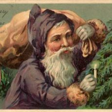 Santa Claus of the 19th Century
