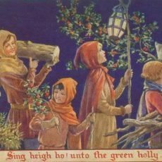 History of Christmas Greetings