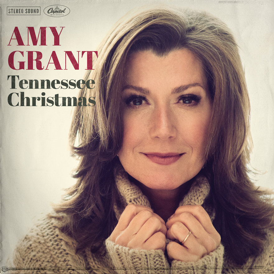 Amy Grant new Christmas album