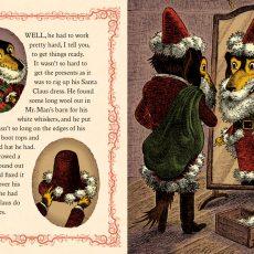 Mr. Dog's Christmas at Hollow Tree Inn