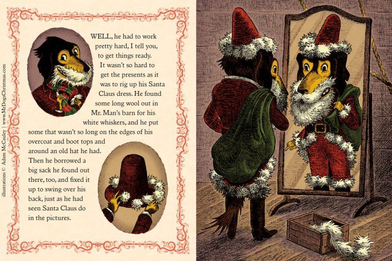 Mr. Dog's Christmas