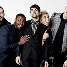 Pentatonix Lands NBC Christmas Special