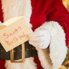 Perils of Playing Santa