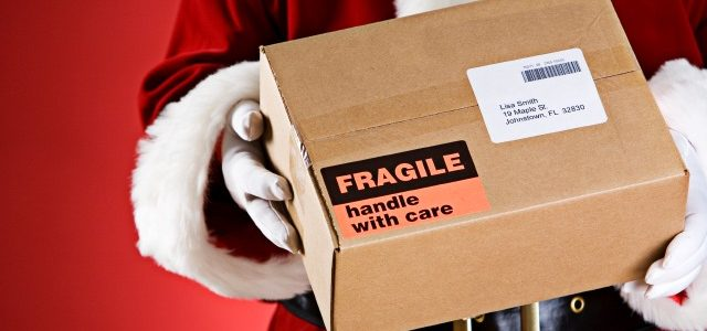Christmas Shipping Charges to Cost More