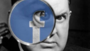 Facebook spies