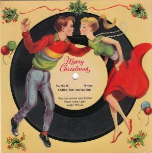 1960s Christmas music