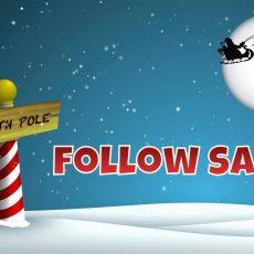 Track Santa….again!