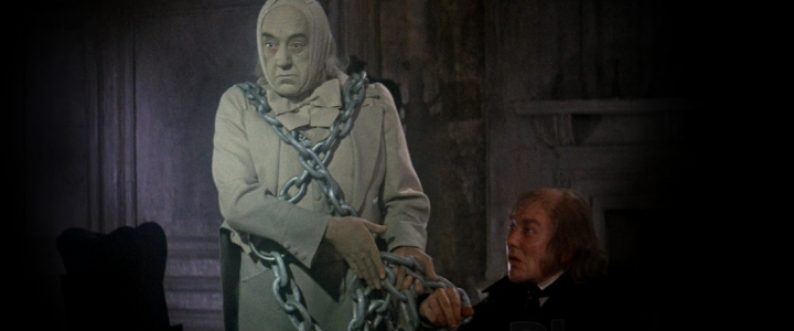 Jacob Marley and Me