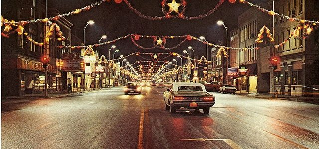 Christmas in the 1970s