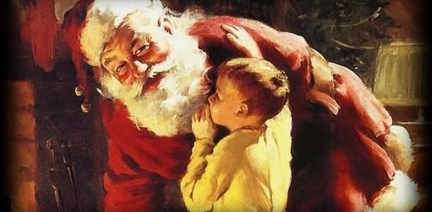 Calling Santa for Free
