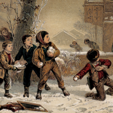 A Christmas Story of 1887