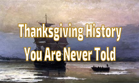 The Thanksgiving History You Never Hear