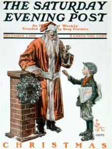 Santa of 1912