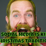 How Social Media is Killing Christmas Tradition