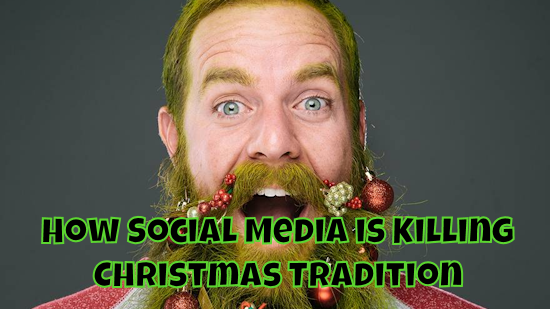 Social Media is Killing Christmas