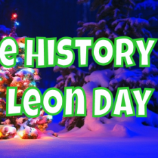 History of Leon Day