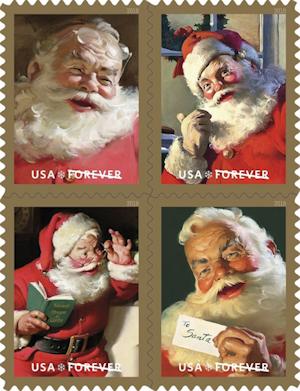Haddon Sundblom Santa images
