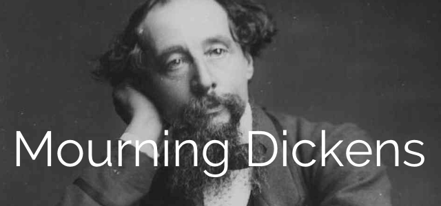 Mourning Dickens and Recognizing Christmas