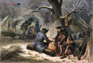 Christmas Valley Forge