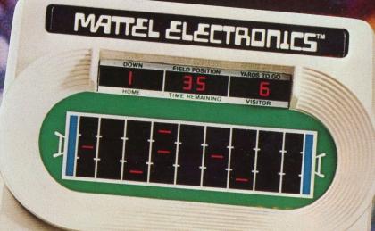 Elctronic Football