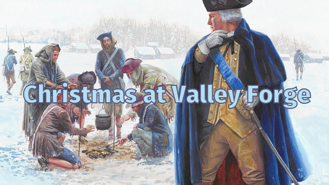 Christmas at Valley Forge