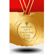 Top Five Christmas Music Blog