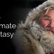Kurt Russell and the Ultimate Santasy