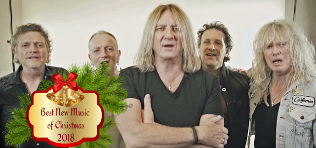 Best of New Christmas  Music from Def Leppard