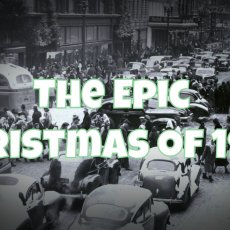 Christmas 1945: The Biggest Celebration of Christmas Ever